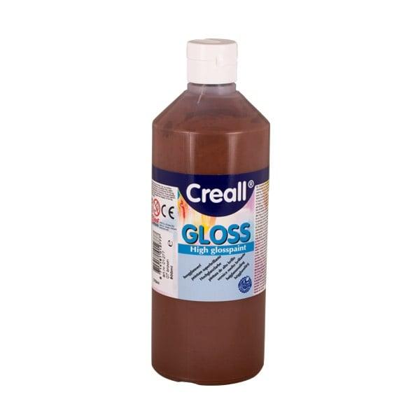 Гланцови бои CREALL Gloss, 500 ml Гланцова боя CREALL Gloss, 500 ml, кафява