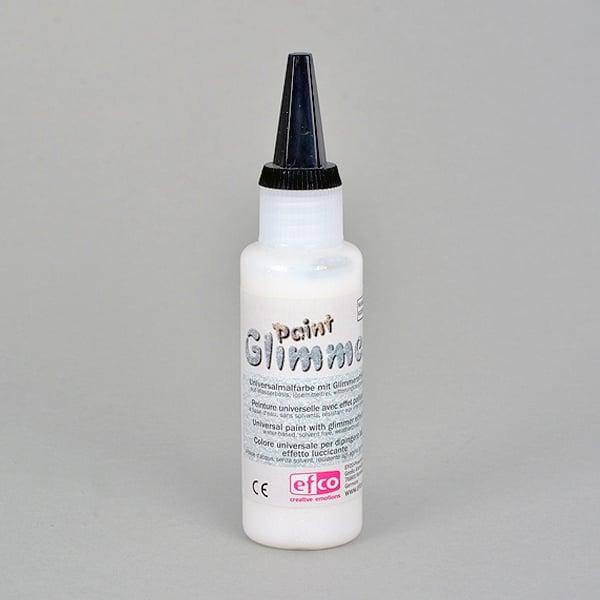 Glimmerpaint, бои с блясък ефект, 50 ml Glimmerpaint, боя с блясък ефект, 50 ml, седеф
