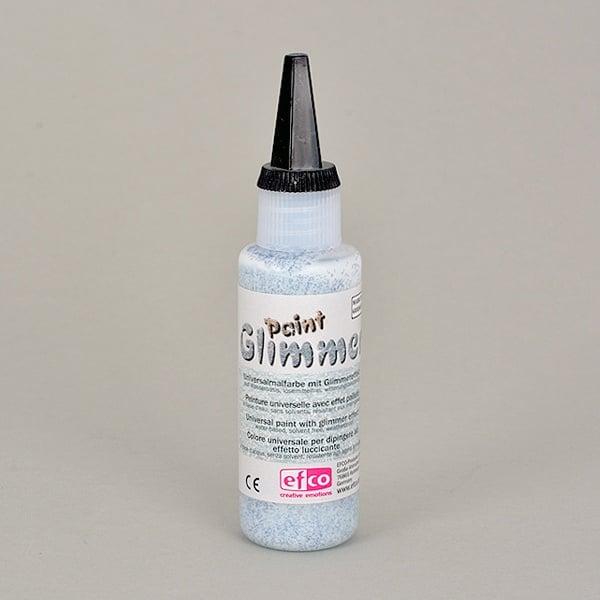 Glimmerpaint, бои с блясък ефект, 50 ml Glimmerpaint, боя с блясък ефект, 50 ml, виолетова