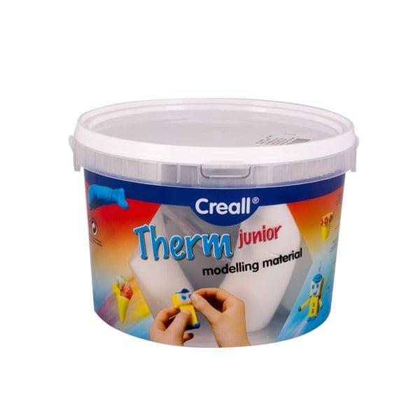Глина за моделиране CREALL Term, 2000g Глина за моделиране CREALL Term, 2000g, бяла