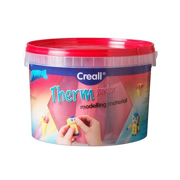 Глина за моделиране CREALL Term, 2000g Глина за моделиране CREALL Term, 2000g, червена