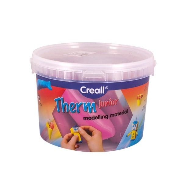 Глина за моделиране CREALL Term, 2000g Глина за моделиране CREALL Term, 2000g, цикламена