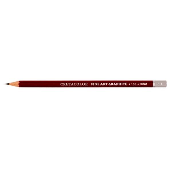 Графитен молив CretaColor, CLEOS FineArtGraphite, 1 бр., от 9B до 9H Графитен молив CretaColor, CLEOS FineArtGraphite, 1 бр., 5H