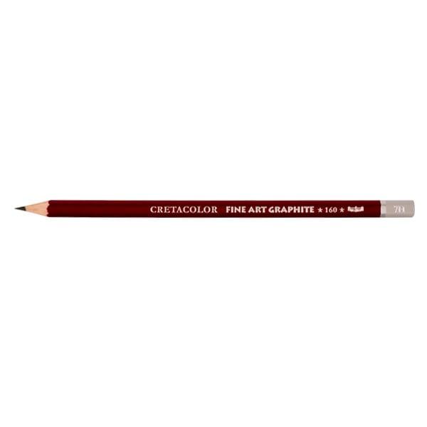 Графитен молив CretaColor, CLEOS FineArtGraphite, 1 бр., от 9B до 9H Графитен молив CretaColor, CLEOS FineArtGraphite, 1 бр., 7H