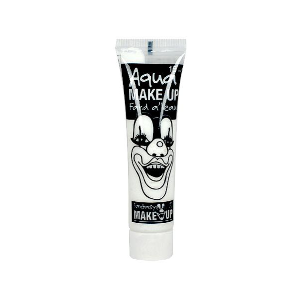 Грим за лице гел Aqua Make Up, 15 g Грим за лице гел Aqua Make Up, 15 g, бял