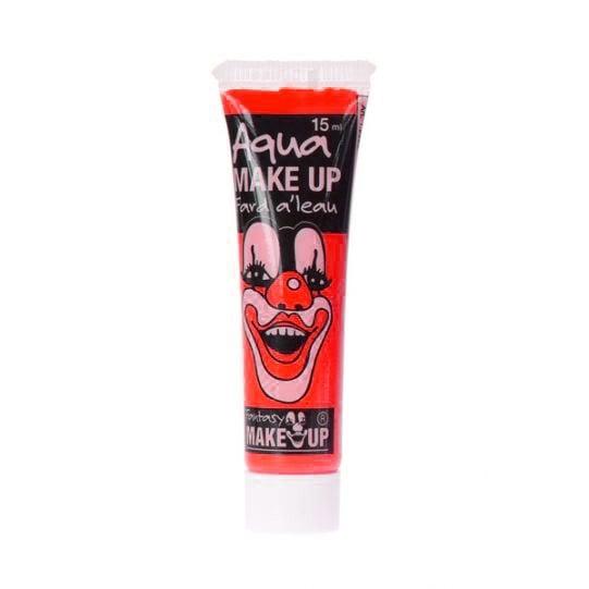 Грим за лице гел Aqua Make Up, 15 g Грим за лице гел Aqua Make Up, 15 g, червен