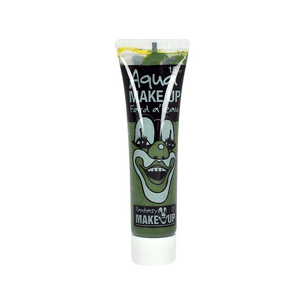 Грим за лице гел Aqua Make Up, 15 g Грим за лице гел Aqua Make Up, 15 g, зелен