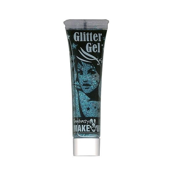 Грим за тяло гел Glitter Gel, 15 g Грим за тяло гел Glitter Gel, 15 g, зелен