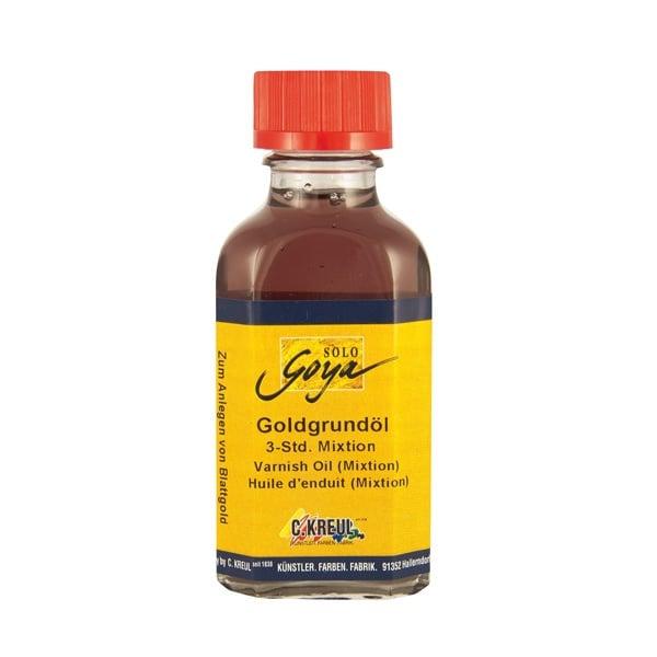 Грунд за позлатяване с варак SOLO Goya, 50 ml