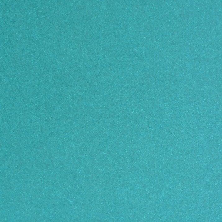 Варио картон, 250 g/m2, А4, 1л, Паунско око, петролено