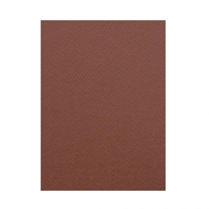 Фото картон едностранно грапав, 220 g/m2, А4, 1 лист Фото картон едностр.оцв., 220 g/m2, А4, 1л, шоколадово кафяв