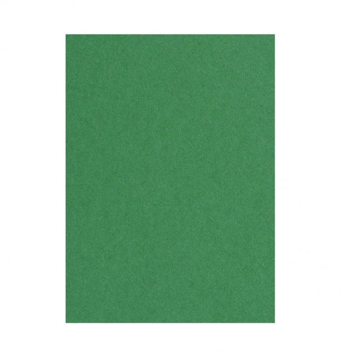 Крафт картон, 220 g/m2, А4, 1 л. Крафт картон, 220 g/m2, А4, 1л, елхово зелен
