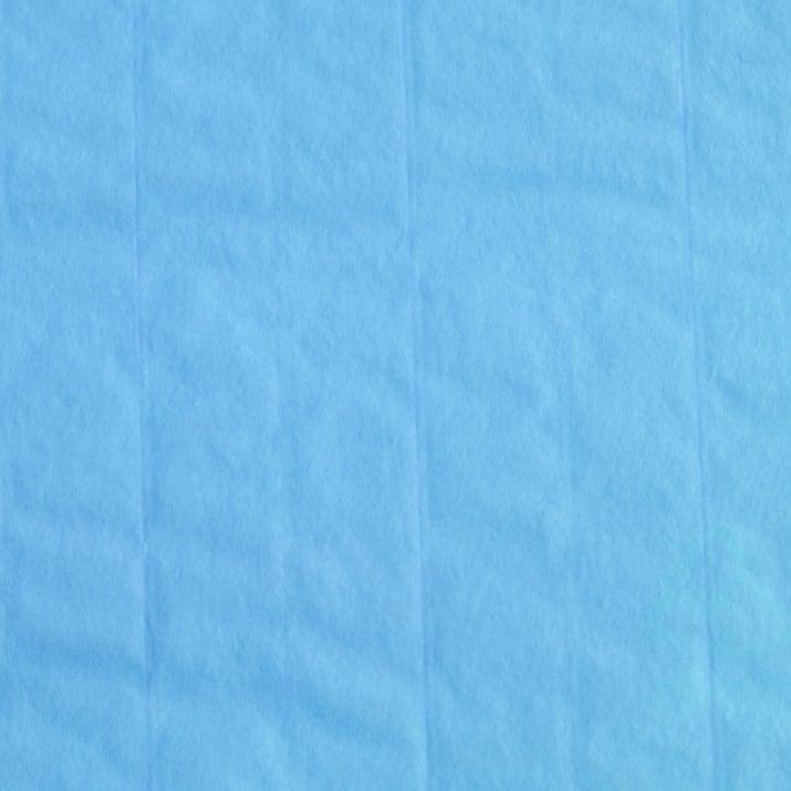 Хартия акордеон 30 слоя, 930 g/m2, 49,5 x 69 cm, 1л, светло синя