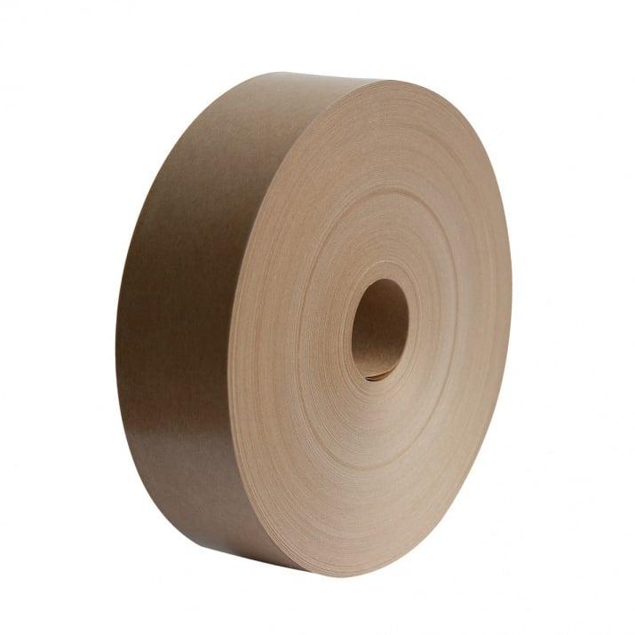 Хартия за подлепяне, 40 mm x 200 m, кафява