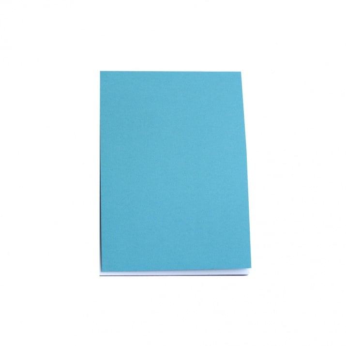 Хартия за скици, 190 g/m2 Хартия за скици, 190 g/m2, А5, 50л в син блок, бяла
