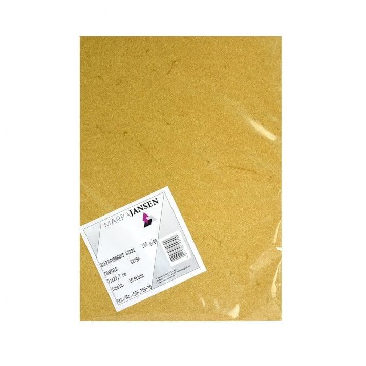 Хартия дебела сл. кожа,190g/m2,А4,10л..,велур