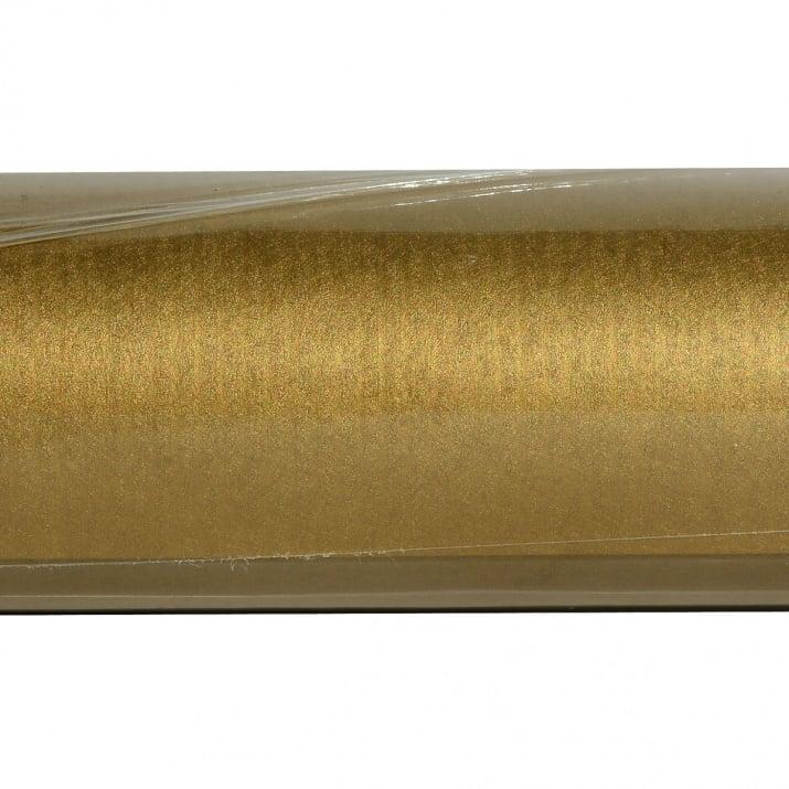 Хартия натронова опаковъчна, 75 g/m2, 100 cm x 5 m, 1руло, златна