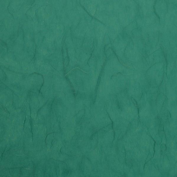Хартия копринена с влакна, 25 g/m2, 50 x 70 cm, 1л, елховозелена