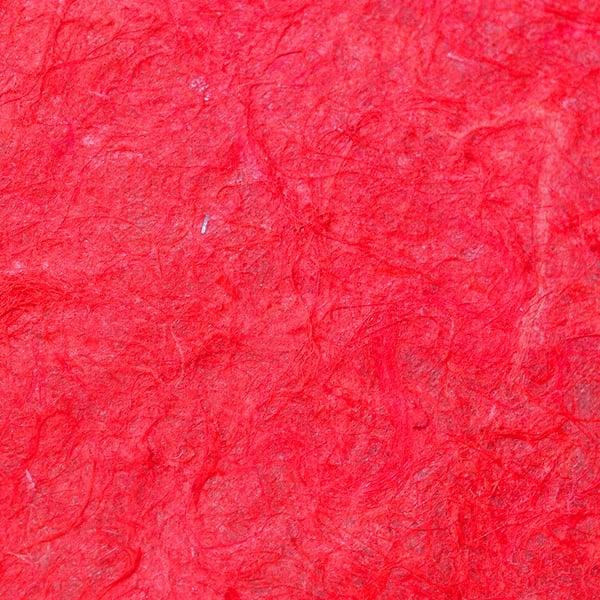 Хартия прозрачна бананова палма, 60 g/m2, 55 x 80 cm, червена