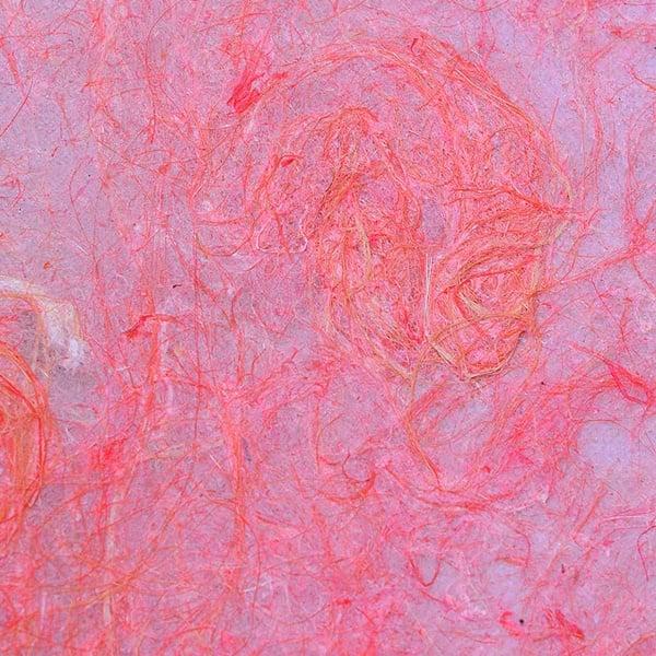 Хартия прозрачна бананова палма, 60 g/m2, 55 x 80 cm, фламинго
