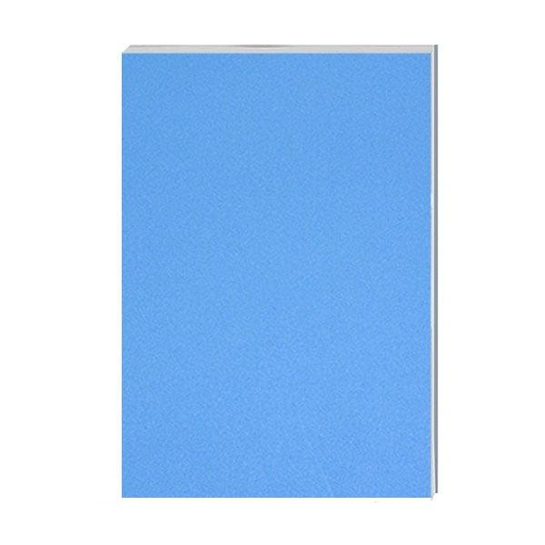 Хартия за скици, 190 g/m2 Хартия за скици, 190 g/m2, А2, 50л в син блок, бяла