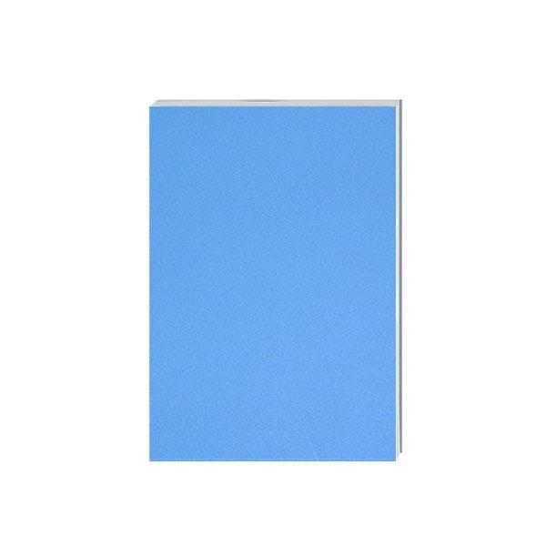 Хартия за скици, 190 g/m2 Хартия за скици, 190 g/m2, А4, 50л в син блок, бяла