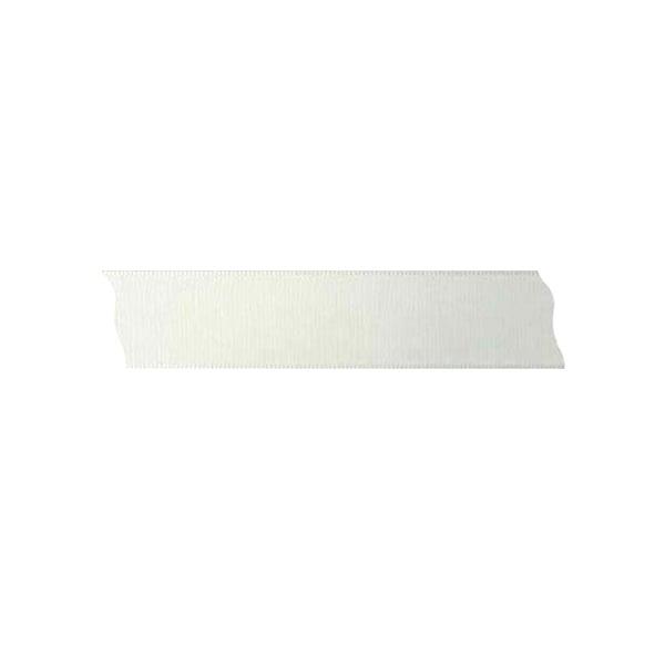 Лента декоративна UNIBAND, 25 mm, 10m Лента декоративна UNIBAND, 25 mm, 10m, бяла