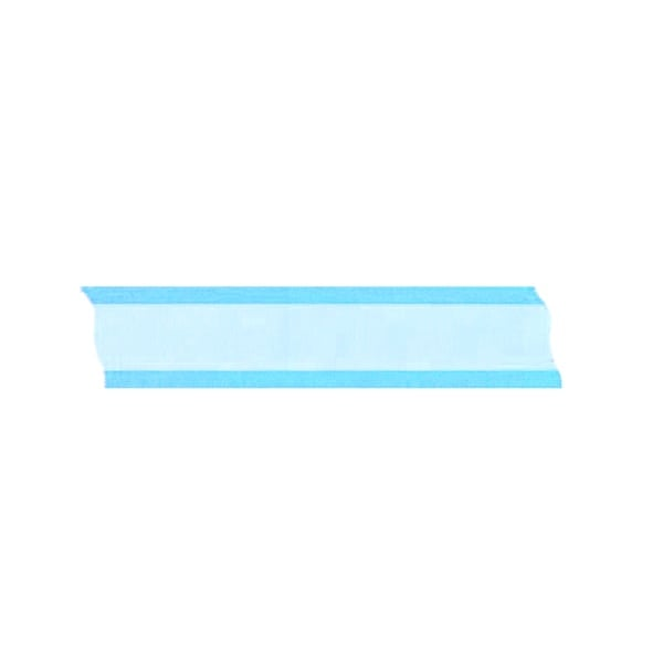 Лента шифон, 25 mm, 25m Лента шифон, 25 mm, 25m, светло синя