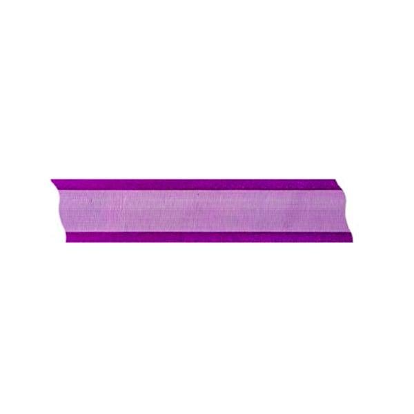 Лента шифон, 25 mm, 25m Лента шифон, 25 mm, 25m, лилава