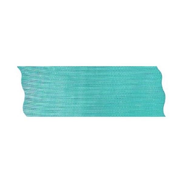 Лента шифон рязана, 40 mm, 10m Лента шифон рязана, 40 mm, 10m, турско синя