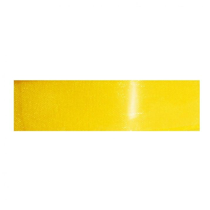 Лента шифон, 15 mm, 10m Лента шифон, 15 mm, 10m, лимонено жълта