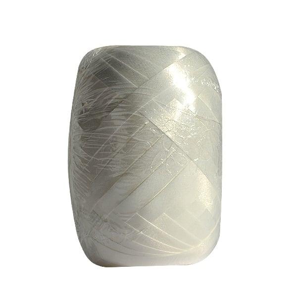 Торбичка подаръчна шифон, 12 x 17 cm Лента полипропиленова POLYBAND, 5 mm, 20m, бяла