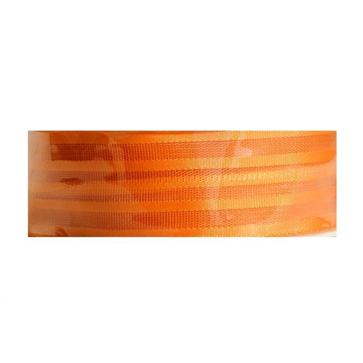 Лента с нишка за набиране, 25 mm, 3m Лента с нишка за набиране, 25 mm, 3m, оранжева