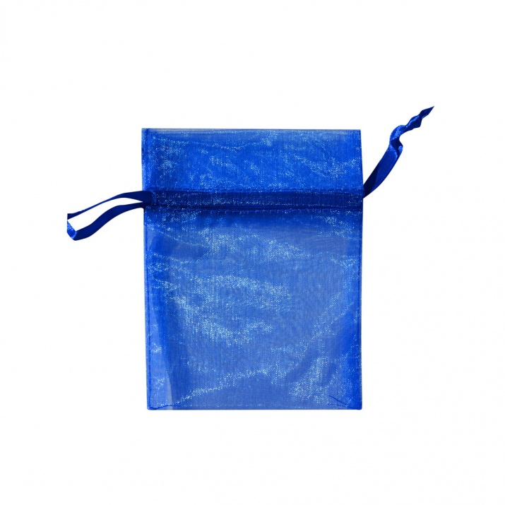 Торбичка подаръчна шифон, 15 X 24 cm Торбичка подаръчна шифон, 9 x 12 cm, кралско синьо