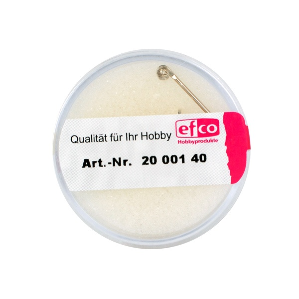Игла за брошка, Silver 925 / 3 – части, 20 mm, 1 бр.
