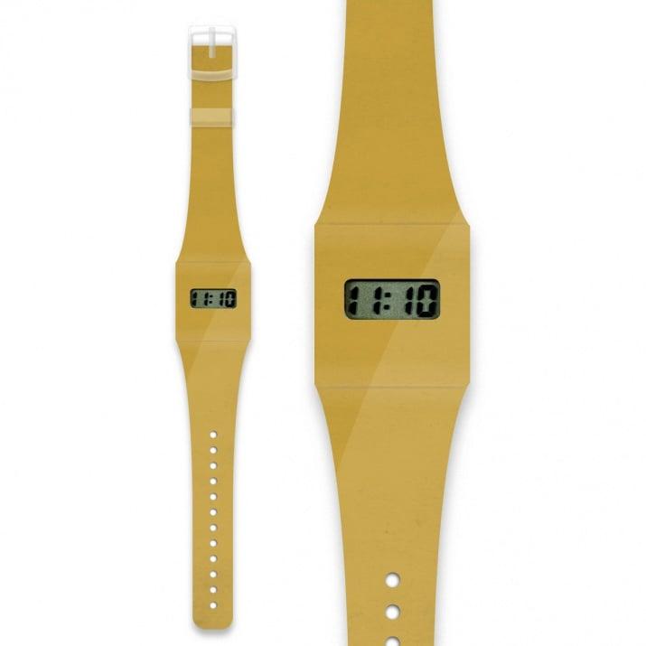 Хартиен часовник GOLD/METALIC