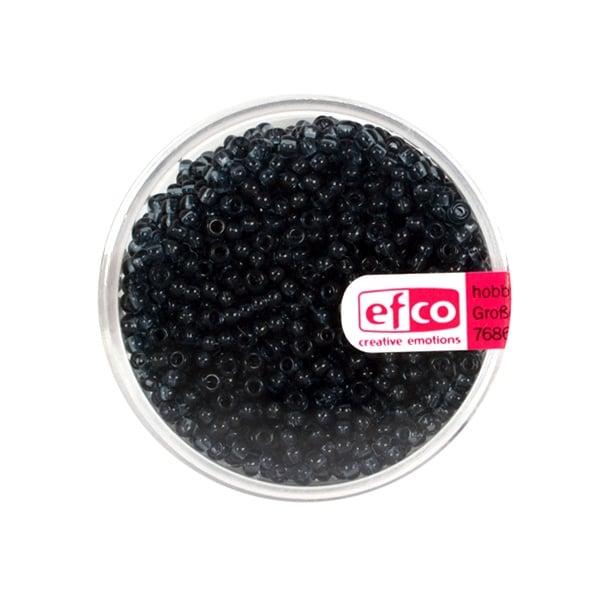 Индиански перли, непрозрачни, ф 2,6 mm, ~1100 бр. Индиански перли, прозрачни, ф 2,6 mm, ~1100 бр., тъмнозелени