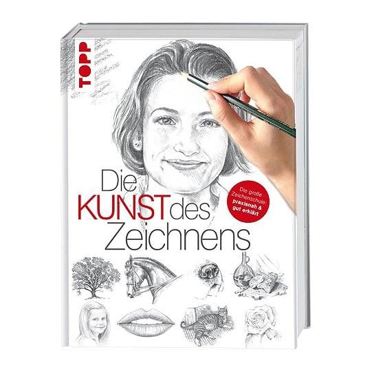 Книга техн.литература, Die Kunst des Zeichnens