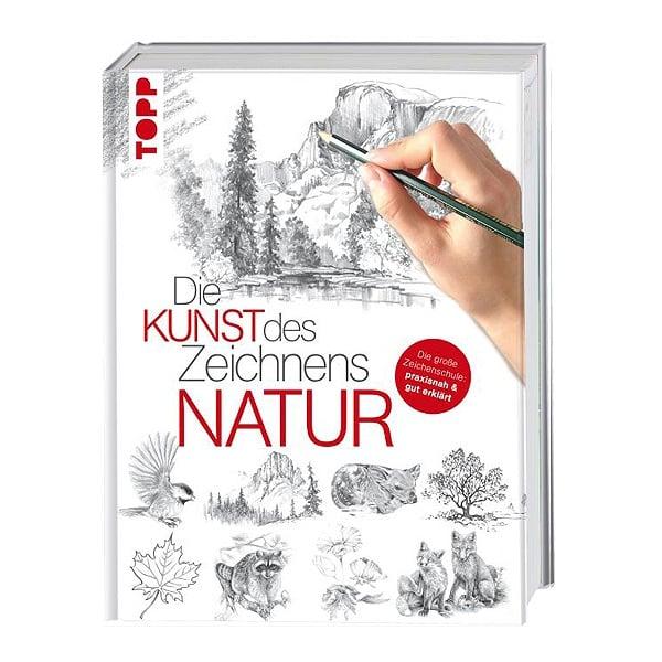 Книга техн.литература, Die Kunst des Zeichnens - Natur