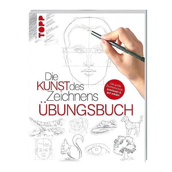 Книга техн.литература, Die Kunst des Zeichnens -Ubungsbuch