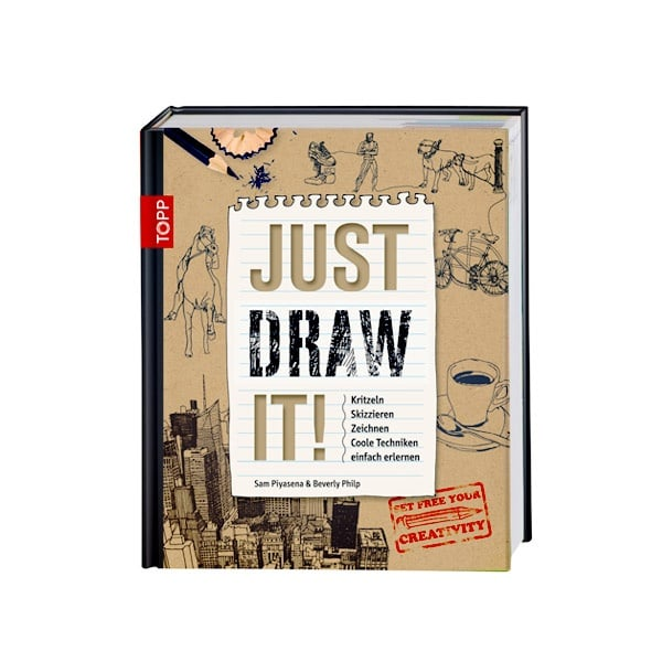 Книга техн.литература, Just Draw It!