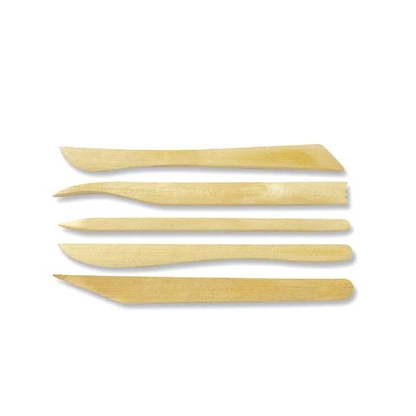 Комплект инструменти за моделиране, 20 cm, 5 части