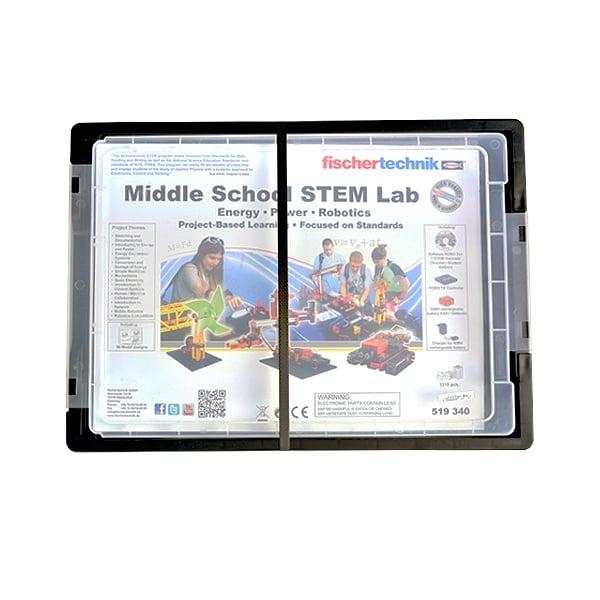 Конструктор FischerTechnik, ROBO TX Middle School STEM Lab, 10+