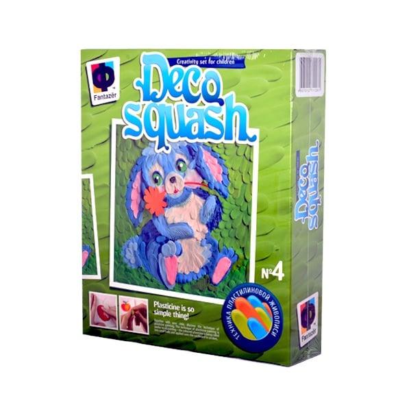 Креативен к-т Deco squash «Lovley bunny»
