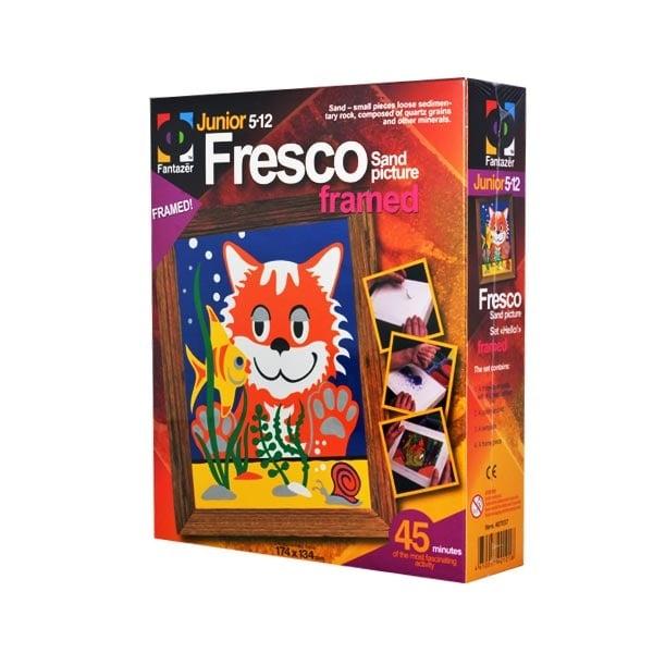 """Креативен к-т Fresco """"Hello"""""""