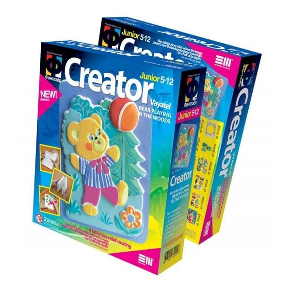 Креативен комплект Creator «Bear playing in the woods»