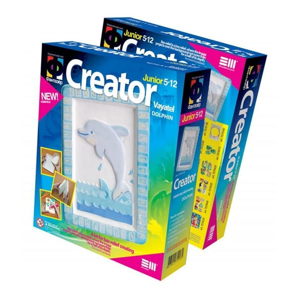 Креативен комплект Creator «Dolphin»