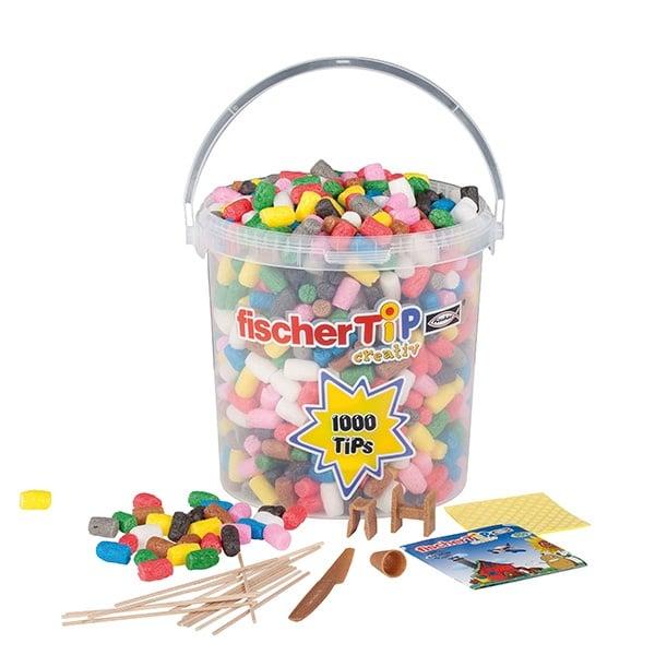 Креативен комплект Fischer TiP 1000
