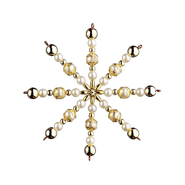 Креативен комплект Pearl Star Craft Kit, Ø 15 cm, 1 брой, златни/ многоцветни