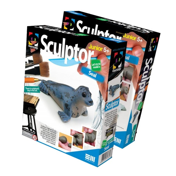 Креативен комплект Sculptor «Seal»